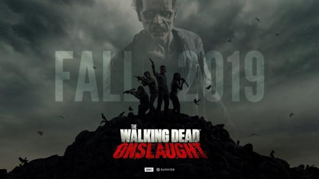 The Walking Dead: Onslaught annunciato ufficialmente