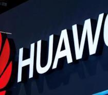 Il logo aziendale di Huawei