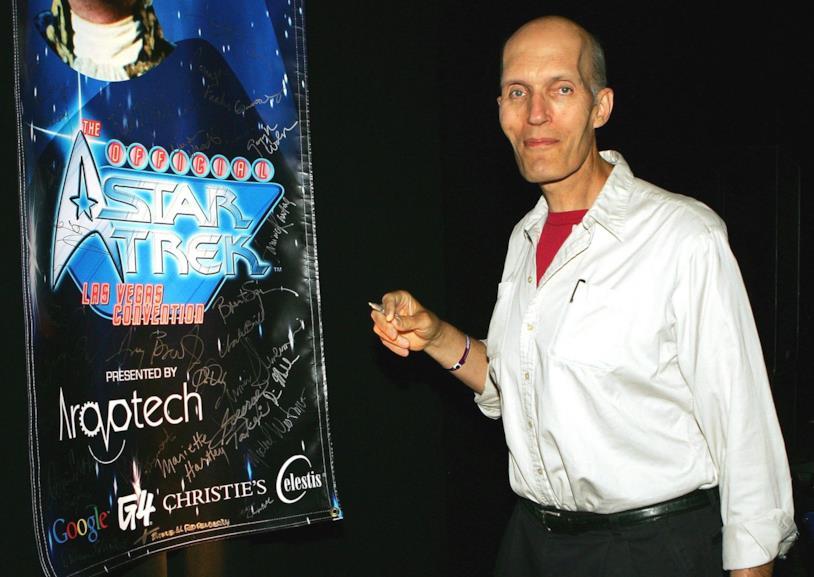 Carel Struycken nel 2006
