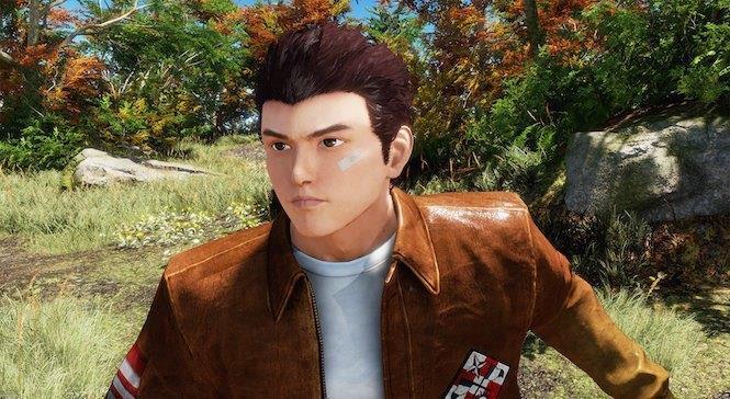 Un'immagine di Ryo, protagonista di Shenmue 3