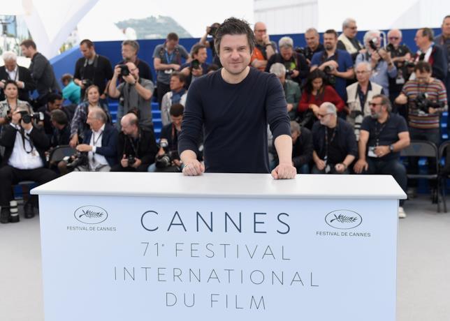 Edoardo Pesce al Festival di Cannes