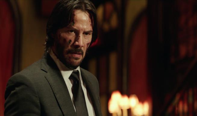 John Wick - Capitolo 2: Keanu Reeves è tornato!