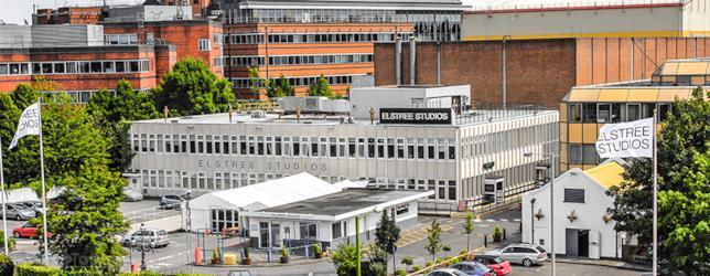 Gli Elstree Studios di Londra