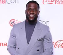 Kevin Hart sul red carpet