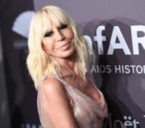 Donatella Versace, sorella della vittima