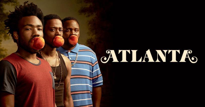 Atlanta, locandina della prima stagione