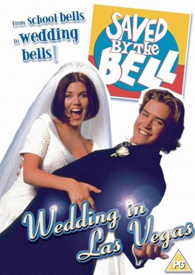 Bayside School - Matrimonio a Las Vegas, film successivo alla serie