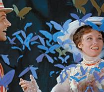 Una scana da Mary Poppins