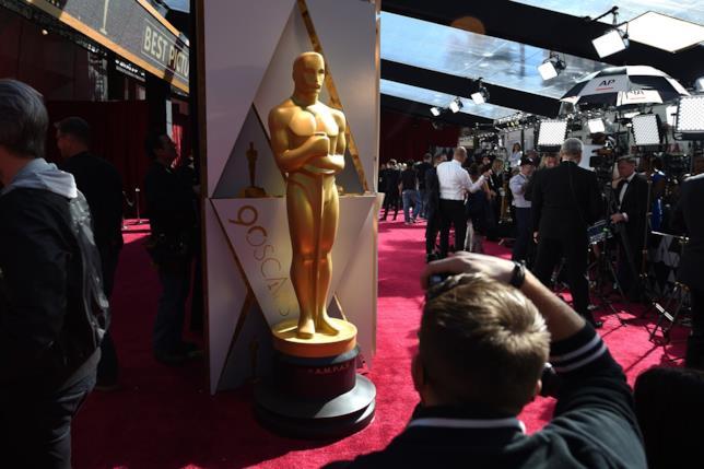 Oscar 2018, i fotografi sul red carpet