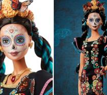 La Barbie versione Día de los Muertos