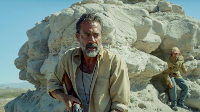 Jeffrey Dean Morgan, spietato frontaliere in Desierto