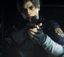 Leon S. Kennedy nel remake di Resident Evil 2