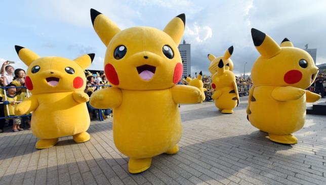Gli studios litigano sui diritti del film live-action dei Pokémon