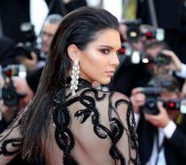 Primo piano di Kendall Jenner