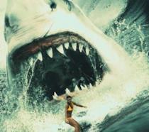 Una immagine promozionale del film Meg