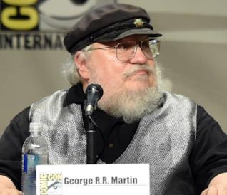 George R. R. Martin al san Diego Comic-Con