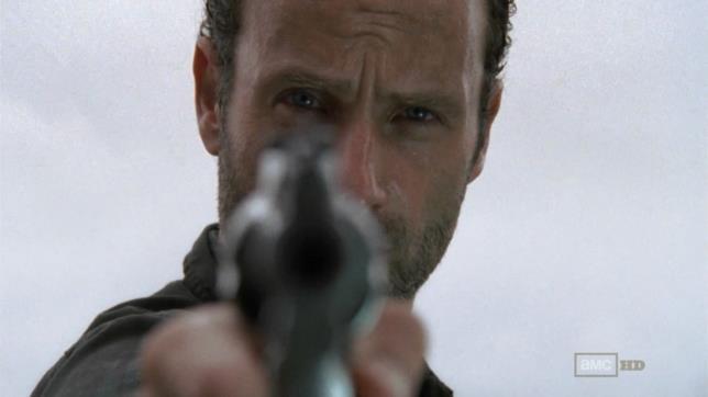 The Walking Dead: Rick nell'episodio 2x07