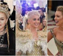 Katy Perry, Madonna, Blake Lively e tutti i look più chiacchierati del MET Gala 2018 [GALLERY]