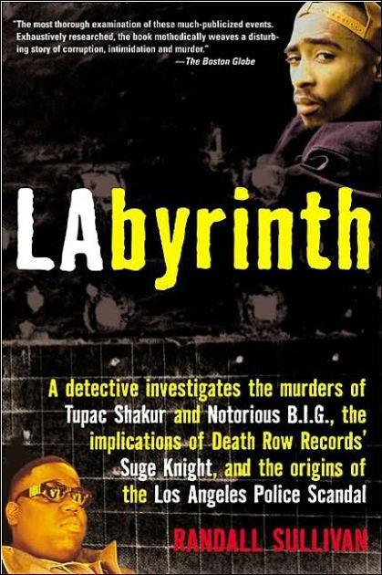 LAbyrinth: il libro di Randall Sullivan
