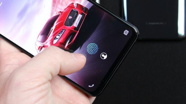 Tecnologia Screen Unlock in un altro telefono