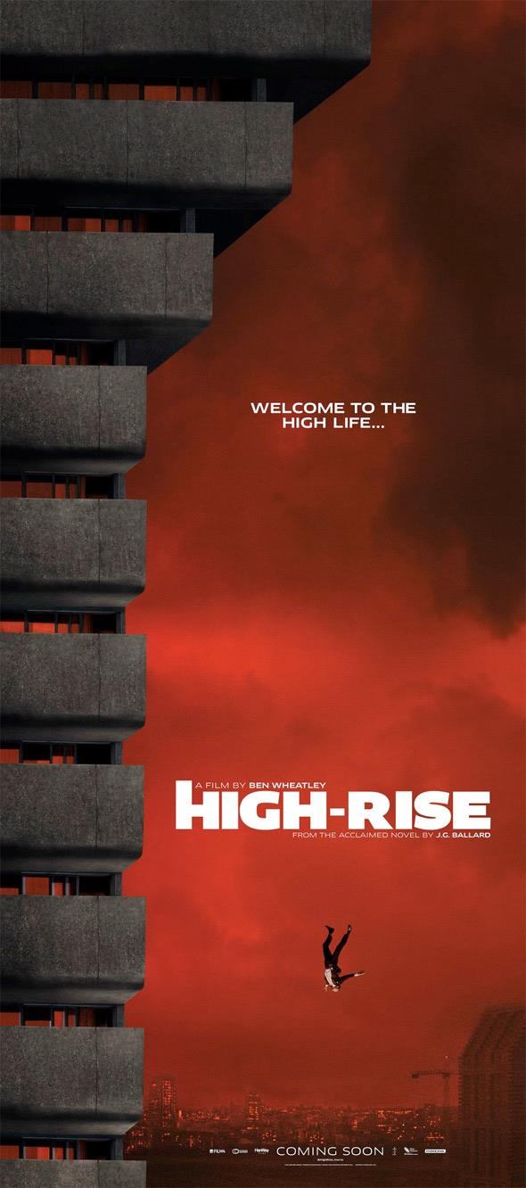 Poster del film High-Rise