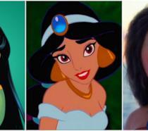 Mulan, Jasmine e Vaiana, le principesse esotiche Disney