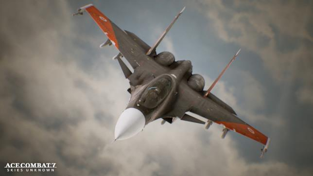 Ace Combat 7: Skies Unknown per PS4, Xbox One e PC