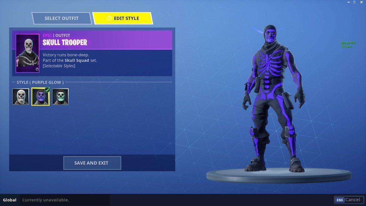 Fortnite La Skin Skull Trooper è Disponibile Con Nuove Sfide