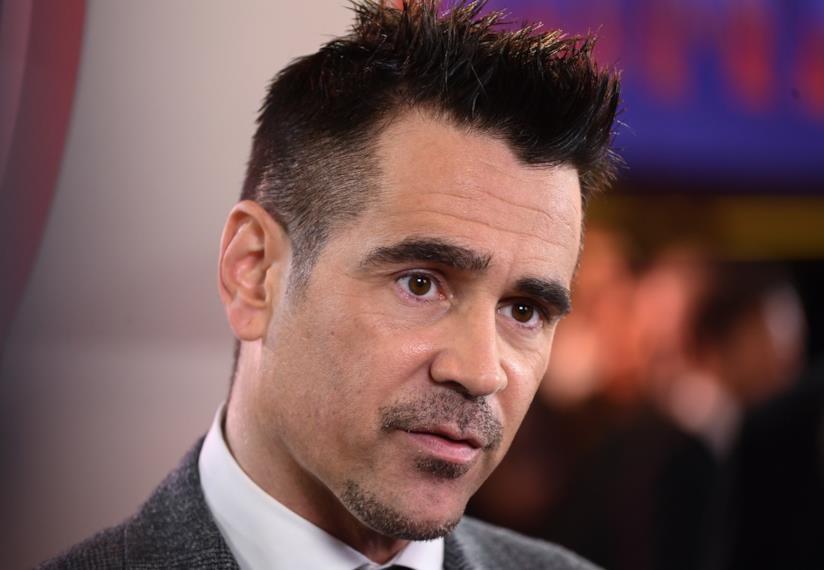 Colin Farrell ubriaco sul set di Minority Report