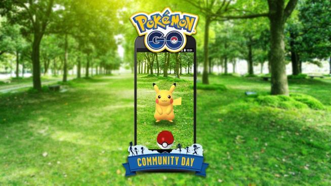Niantic annuncia il Community Day di Pokémon GO