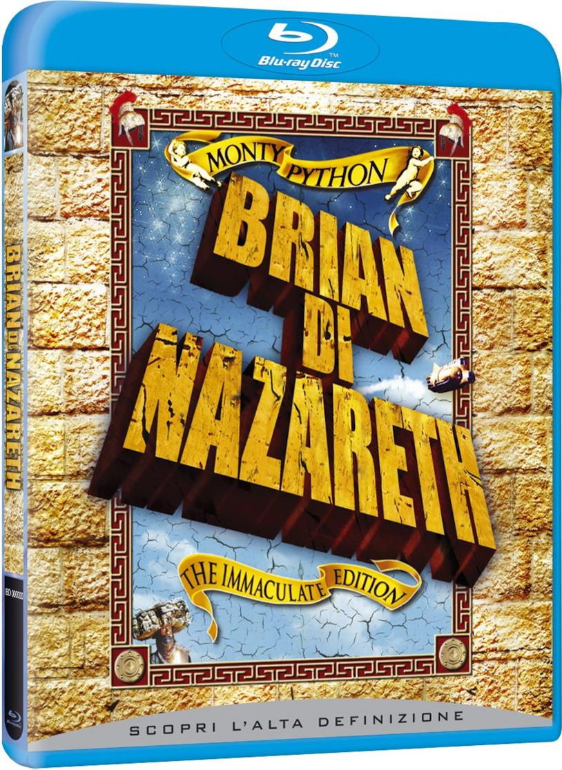 Brian di Nazareth: The Immaculate Collection