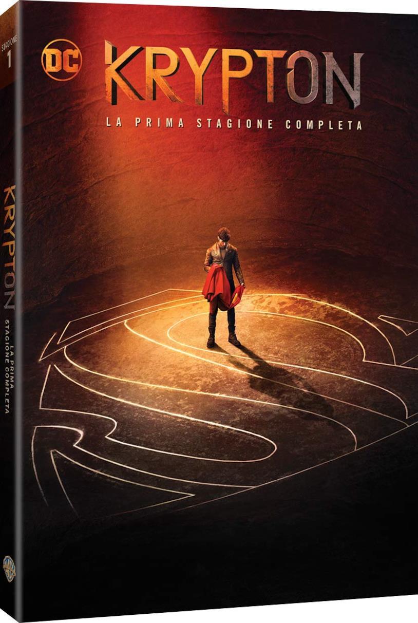 Krypton Stagione 1: la serie in formato DVD