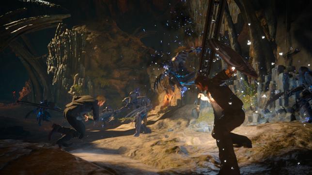 Final Fantasy XV si espande con Episode: Gladiolus