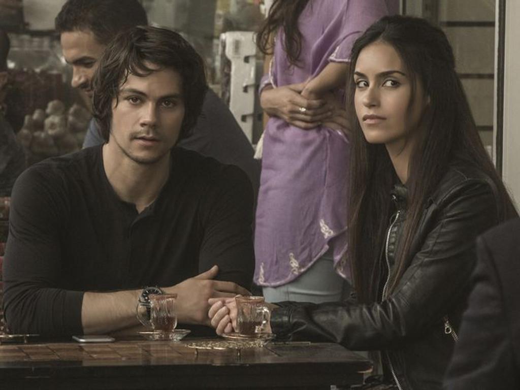 Dylan O'Brien e Shiva Negar sono Mitch Rapp e un misterioso agente turco