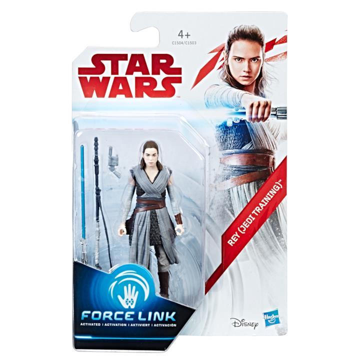L'action figure di Rey