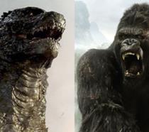 Godzilla vs. Kong pronti allo scontro