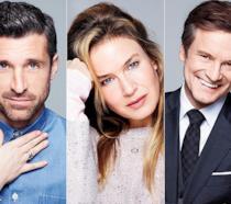 Renée Zellweger e i suoi uomini in Bridget Jones's Baby