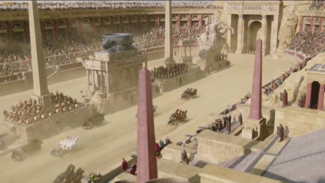 Guarda  il primo trailer del remake di Ben-Hur