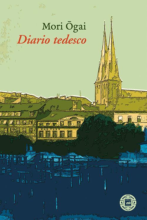 La copertina di Diario tedesco