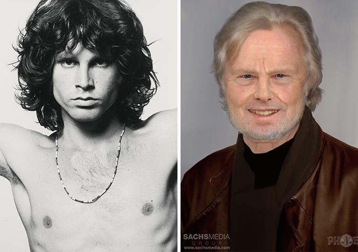 Come sarebbe Jim Morrison oggi