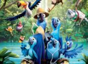 i personaggi di Rio 2 - Missione Amazzonia