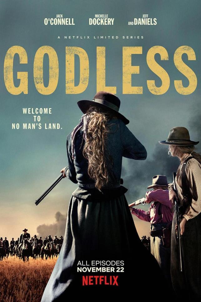 Poster della serie Godless
