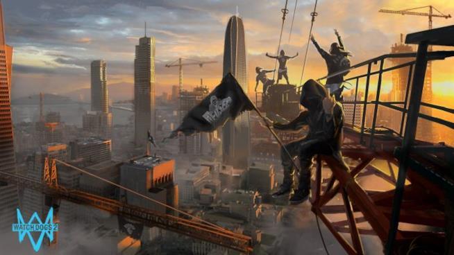 Il sequel di Watch Dogs su PS4, Xbox One e PC