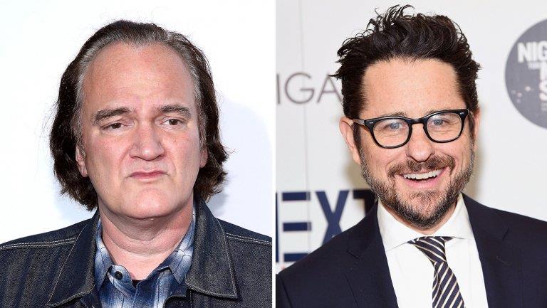 Quentin Tarantino e J.J. Abrams