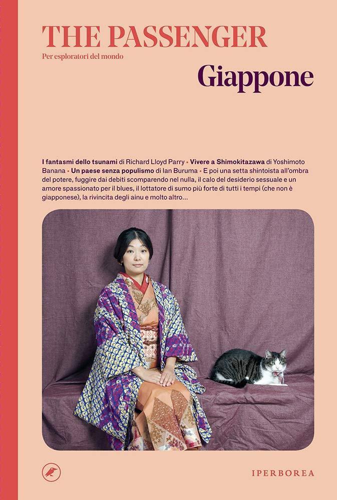 La copertina di Giappone