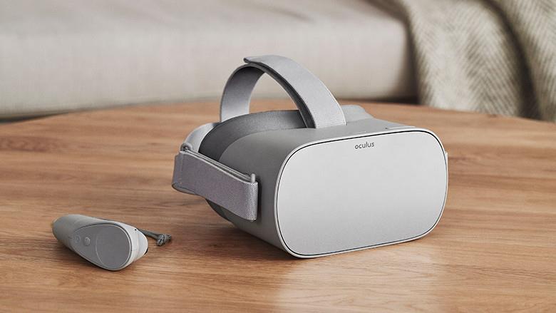 La versione definitiva di Oculus Go