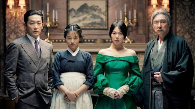 I protagonisti principali del film The Handmaiden (Ah-ga-ssi) di Park Chan-wook