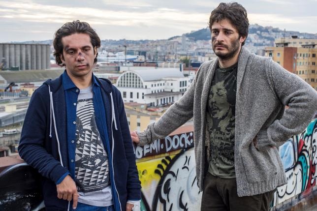 Vincenzo Alfieri e Lino Guanciale, i Demolitori