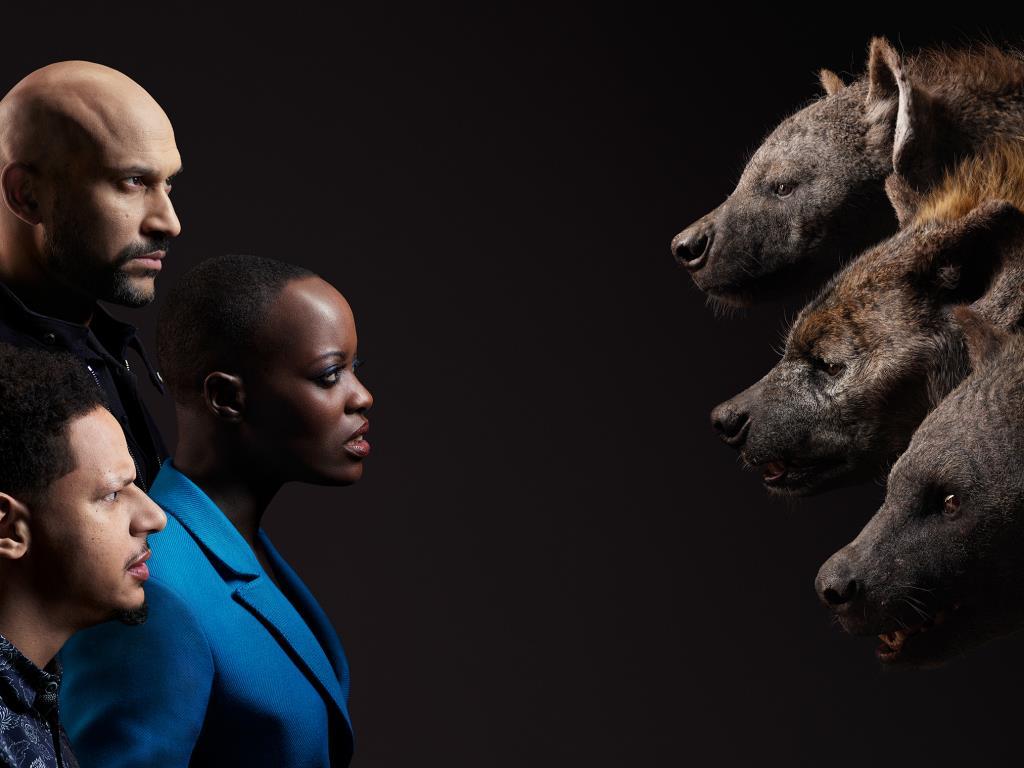 Nel cast de Il Re Leone presenti anche Eric André, Florence Kasumba e Keegan-Michael Key