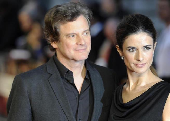 Colin Firth e Livia Giuggioli sono sposati dal 1997